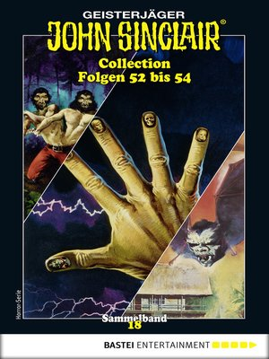 cover image of John Sinclair Collection 18--Horror-Serie
