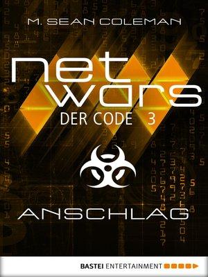 cover image of netwars--Der Code 3