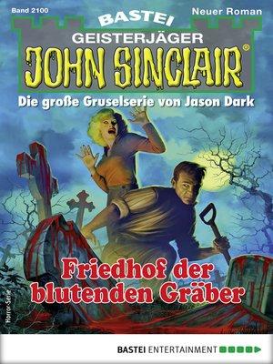 cover image of John Sinclair 2100--Horror-Serie