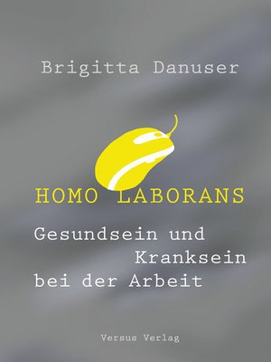 cover image of Homo laborans