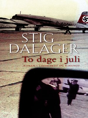 cover image of To dage i juli