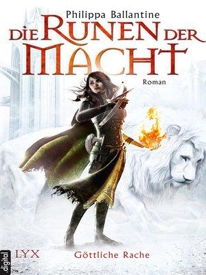 cover image of Die Runen der Macht--Göttliche Rache