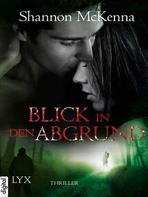 cover image of Blick in den Abgrund