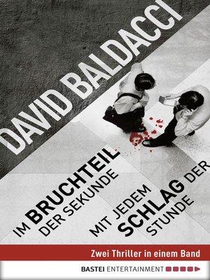 cover image of Im Bruchteil der Sekunde / Mit jedem Schlag der Stunde
