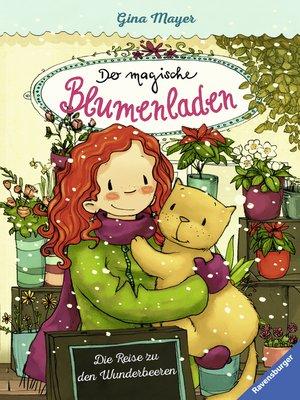 cover image of Der magische Blumenladen 4