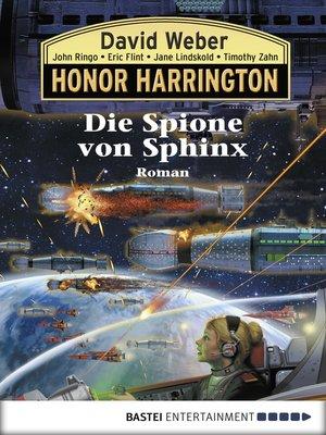 cover image of Die Spione von Sphinx: Bd. 15. Roman