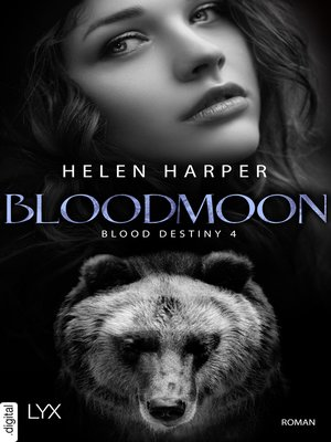 cover image of Blood Destiny--Bloodmoon