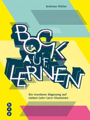 cover image of Bock auf Lernen (E-Book)