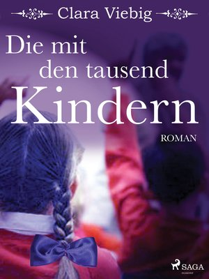 cover image of Die mit den tausend Kindern