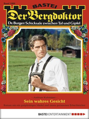 cover image of Der Bergdoktor--Folge 1889