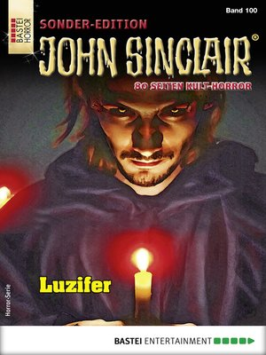 cover image of John Sinclair Sonder-Edition 100--Horror-Serie