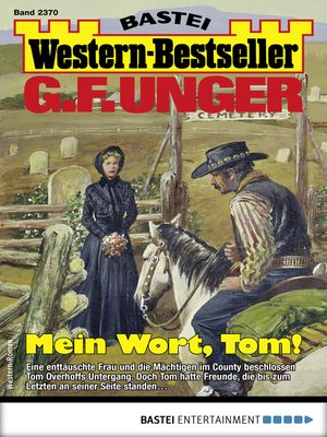 cover image of G. F. Unger Western-Bestseller 2370--Western