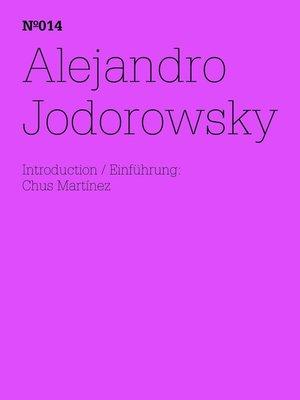 cover image of Alejandro Jodorowsky