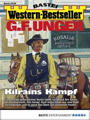 cover image of G. F. Unger Western-Bestseller 2438--Western