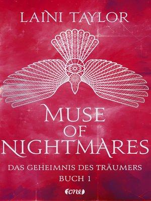 cover image of Muse of Nightmares--Das Geheimnis des Träumers