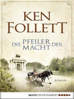 cover image of Die Pfeiler der Macht
