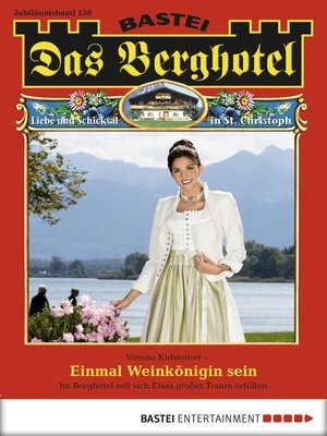 cover image of Das Berghotel--Folge 150