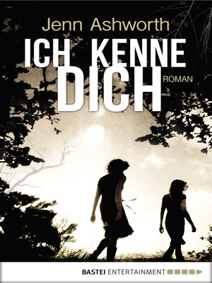 cover image of Ich kenne dich