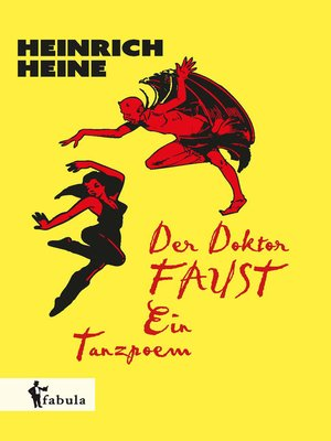 cover image of Der Doktor Faust. Ein Tanzpoem