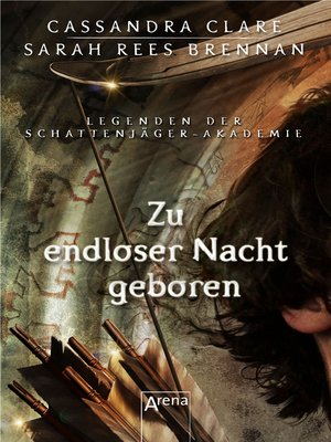 cover image of Zu endloser Nacht geboren
