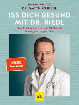 cover image of Iss dich gesund mit Dr. Riedl