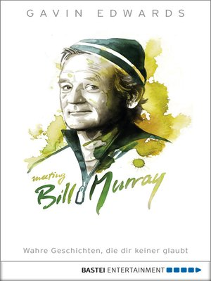 cover image of Meeting Bill Murray