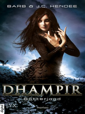 cover image of Dhampir--Götterjagd