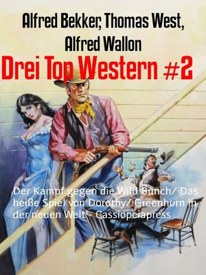 cover image of Drei Top Western #2