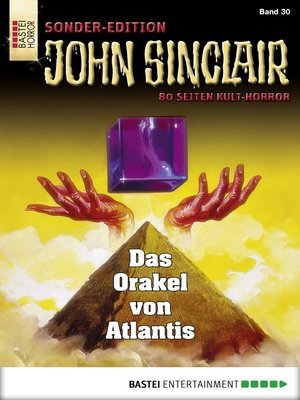 cover image of John Sinclair Sonder-Edition--Folge 030