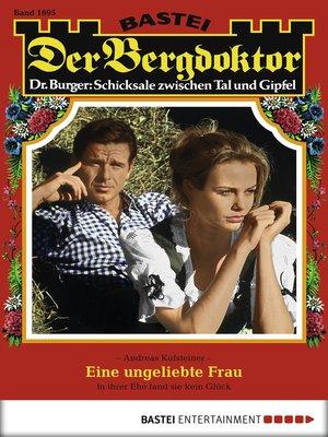 cover image of Der Bergdoktor--Folge 1695
