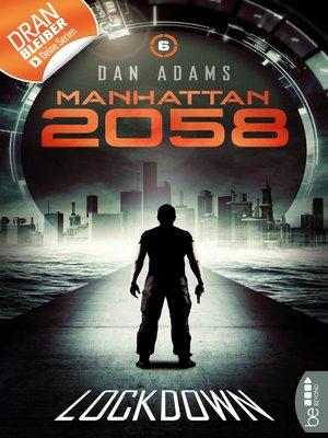 cover image of Manhattan 2058--Folge 6