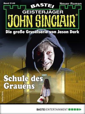 cover image of John Sinclair 2149--Horror-Serie