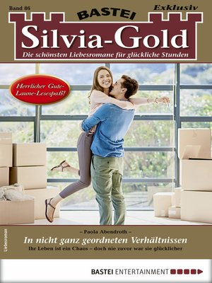 cover image of Silvia-Gold 86--Liebesroman