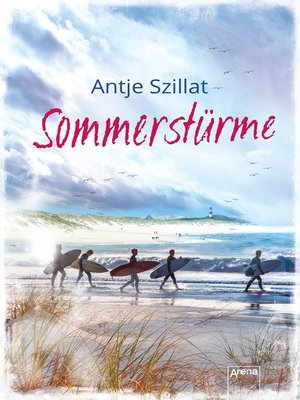 cover image of Sommerstürme