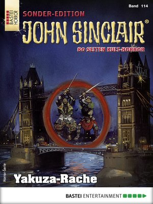 cover image of John Sinclair Sonder-Edition 114--Horror-Serie
