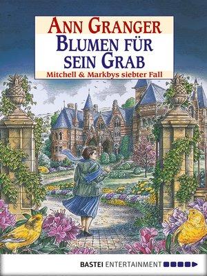 cover image of Blumen für sein Grab