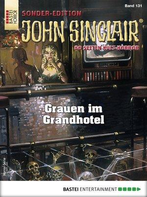 cover image of John Sinclair Sonder-Edition 131--Horror-Serie