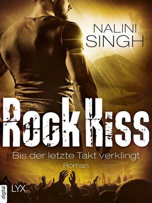 cover image of Rock Kiss--Bis der letzte Takt verklingt