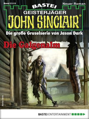 cover image of John Sinclair 2113--Horror-Serie