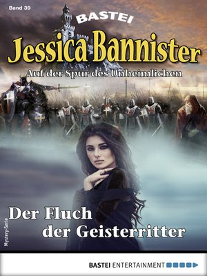 cover image of Jessica Bannister 39--Mystery-Serie