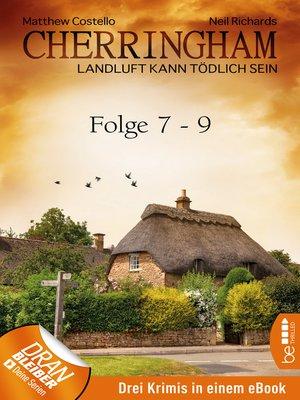 cover image of Cherringham Sammelband III--Folge 7-9