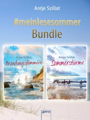 cover image of #meinlesesommer Bundle