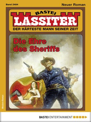 cover image of Lassiter 2484--Western