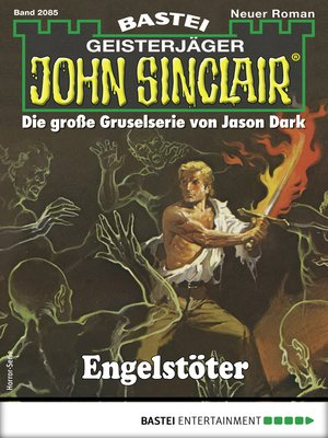 cover image of John Sinclair 2085--Horror-Serie