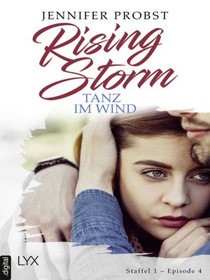cover image of Rising Storm--Tanz im Wind