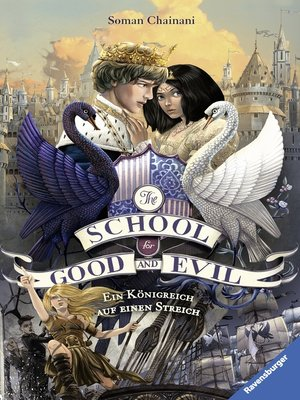 cover image of The School for Good and Evil, Band 4