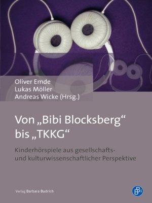 "cover image of Von ""Bibi Blocksberg"" bis ""TKKG"""