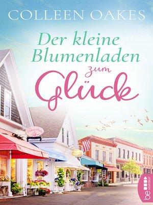 cover image of Der kleine Blumenladen zum Glück
