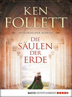cover image of Die Säulen der Erde