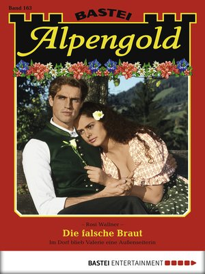 cover image of Alpengold--Folge 163